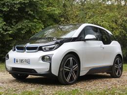 BMW i3 : quatre étoiles à l'Euro NCAP