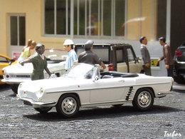 1/43ème - RENAULT Floride cabriolet