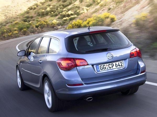 Nouvel Opel Astra Sports Tourer