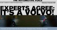 Billet d'humeur : Volvo C30