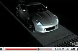 Vidéos pub : Nissan 370Z, la Z au top !