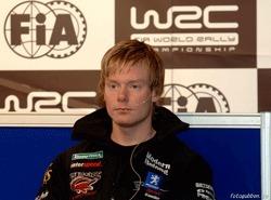 P-WRC: Patrik Sandell récupère le soutien de Red Bull et une Skoda Fabia S2000