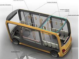 Eolo, le bus zéro émission qui purifie l'air sur son passage