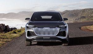Audi annonce le Q6 e-tron