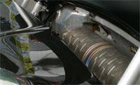 Bugatti Veyron : puissance, luxe et...rouille