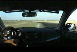 vidéo : Time Attack en Mitsubishi Lancer Evolution X AMS