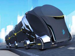 Kamaz Flex Futurum, le camion modulable qui entend révolutionner le transport routier