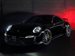 Porsche 911 Turbo Techart, du tuning qui sublime