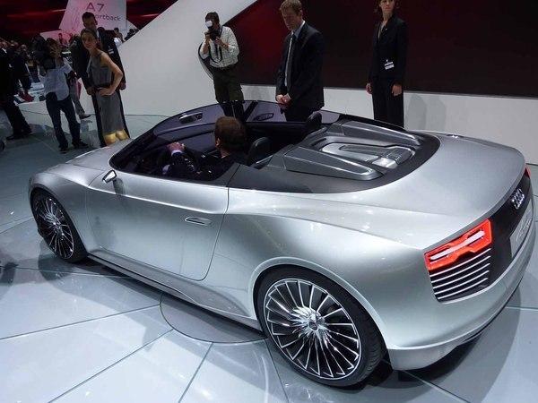 Rumeur : l'Audi R4 annulée, l'A2 reportée