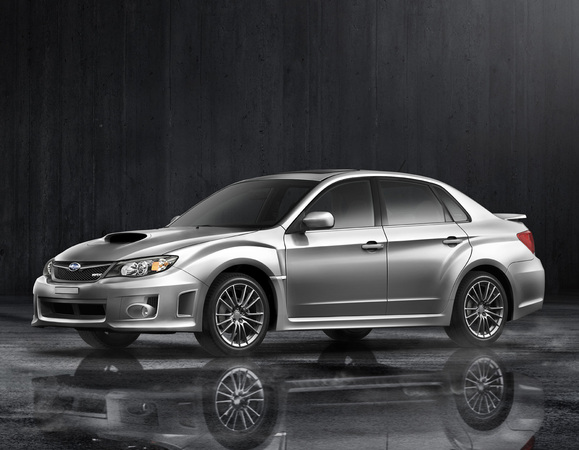 La Subaru Impreza WRX s'élargit