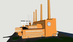 Volkswagen : ses usines passent du charbon au gaz