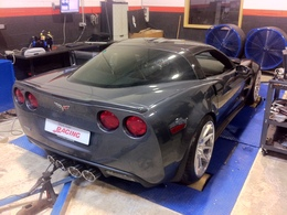 Dijon Auto Racing s'attaque à la Corvette ZR1