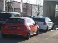 3 nouveautés chez MTM : S3, RS6 et Polo R WRC
