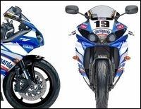 Yamaha YZF R1 Ben Spies, GMT 94 et YZF R6 Cal Crutchlow... le tout en Réplica !!