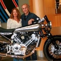 Brough Superior: l'interview de Thierry Henriette; une moto 100% française dans un avenir très proche.
