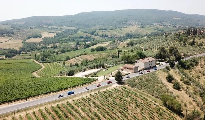 Road trip Caradisiac en Alfa Romeo - Fiat - Jour 5 : De Florence à San Remo, la plus longue étape