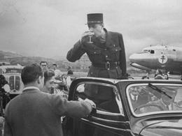 Question du jour n°195 : Qui a-t-on vu conduire le Général de Gaulle à Colombey-les-Deux-Eglises ?
