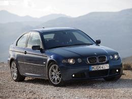 La p'tite sportive du lundi: BMW 325 ti.