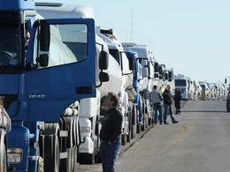 Routiers : les discussions vont reprendre, la grève suspendue