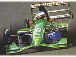 Question du jour n°196 : a quel événement Michael Schumacher doit-il d'avoir débuté en F1 ?