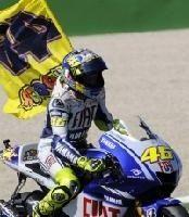 Moto GP - Portugal: Rossi prêt à en finir