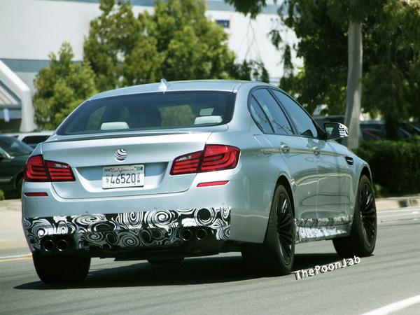 Future BMW M5 : la vidéo qui sème le doute