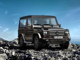 Mercedes Classe G : les ventes relancées par la Chine et la Russie