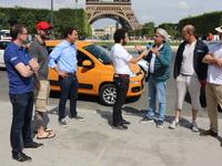 Essais longue durée Alfa Romeo - Fiat - Abarth - Jour 7 - De Pigna à Paris : les premiers enseignements du road trip