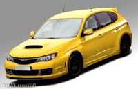 Subaru Impreza STI: la vraie !!?