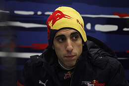 F1 : Toro Rosso officialise Buemi