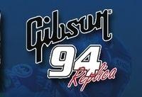 La Gibson Les Paul GMT 94 de Christophe Guyot