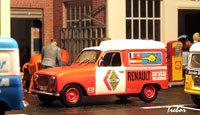 Miniature : 1/43ème - RENAULT R4F4