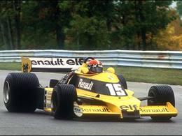 Réponse à la question du jour n°197 : pourquoi les premières Renault F1 turbo étaient surnommées « yellow tea-pot » ?