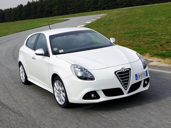 Alfa Giulietta Super, une super série limitée ?