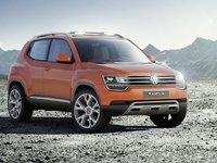 Volkswagen prépare un crossover urbain au look sportif