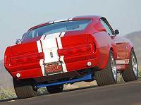 Shelby GT500E Super Snake