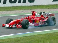 Deuxième journée de tests à Jerez