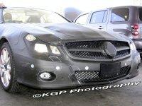 Future Mercedes SL Phase 3 : headshot !