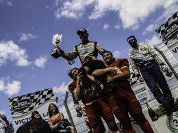 Euro Racecar/Tours - Eric Hélary et Yvan Muller en forme