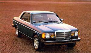 L'ancêtre de la Mercedes Classe E Coupé fête ses 40 ans