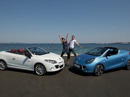 Renault se lance dans la télé-réalité pour promouvoir la Wind et la Mégane CC