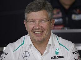 F1 : Mercedes officialise le départ de Ross Brawn