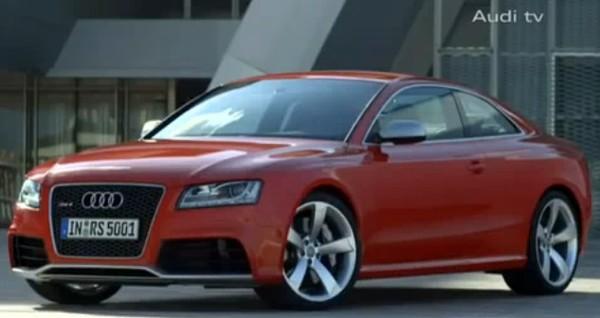 [Vidéo] L'Audi RS5 sur la route