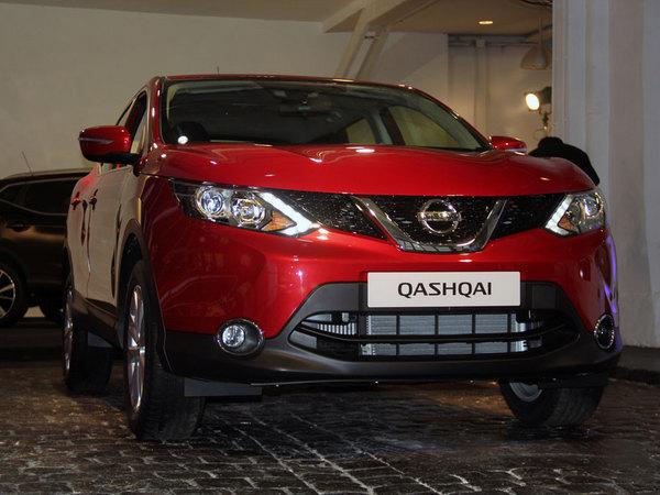 Caradisiac vous fait découvrir le nouveau Nissan Qashqaï en vidéo
