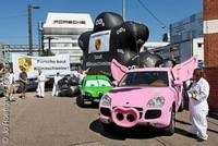 Porsche vs GreenPeace : climate pigs ?