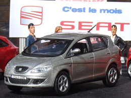 Miniature :1/43ème - SEAT Toledo TSi