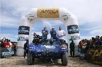Africa Race: Schlesser remporte la 1ère