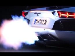 Novitec fait chanter la Lamborghini Aventador