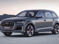 Audi dévoile le SQ7 restylé