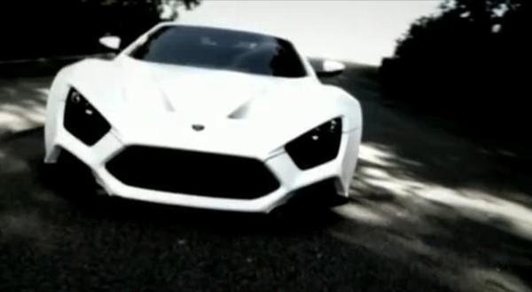 [Vidéo] La Zenvo ST1 fait sa promo ( bruyante )